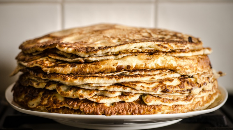 Pancake Recipe Easy Steps to Make yours